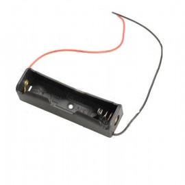 Отсеки к батарейкам 1ААА 13x50*51 с проводом 15см