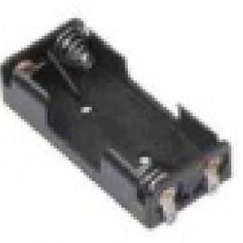Отсеки к батарейкам 2ААА  32x51 с проводом