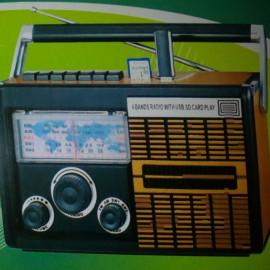 Радио Спартак CT-1200R