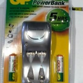 Зар. Устройство GP Power Bank25 2*AAA1000 mAh