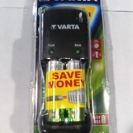Зар. Устройство VARTA EE Pocket Charger 4xAA 2700-2500 mAh