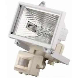 Прожектор BUKO BK 369 с сенсором белый 78мм 150вт