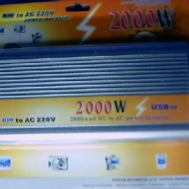 Преобразователь 24v-220v 2000w