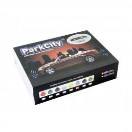 Парктроник ParkCity Center 418/102 LW серебр