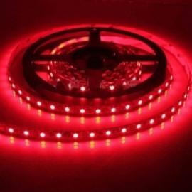 Лента светодиодная 120смд -  изолированая крас (№17)