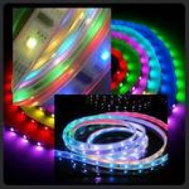 Лента светодиодная 60смд - RGB 50x50 (№28)