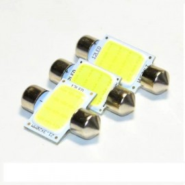 Светодиодная автолампа S-31MM-cob 12 chips Белая