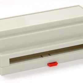 Корпус пластиковый DR-160 st2-0 (56x88x158mm) (№40)