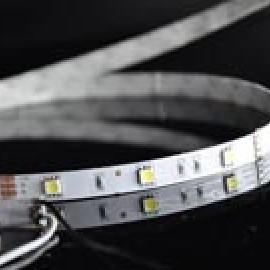 Лента светодиодная 60смд - не изолированая White (№1)