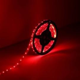 Лента светодиодная 60смд - изолированая red (№12)