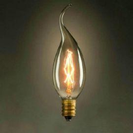 Лампа Эдисона C35T 40W E14 1010970