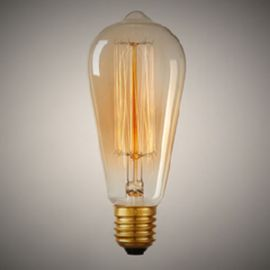 Лампа Эдисона ST64 40W E27 1010940