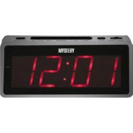 Часы MYSTERY MCR-60 silver/red (1 год Гарантии)